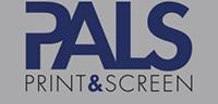 Pals Print & Screen WEBSHOP Logo